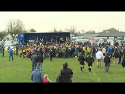 Irish Rugby TV: 2014 Provincial Towns Cup Final Extra-Time