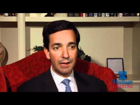 Una entrevista con el Honorable Luis Fortuño