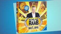 Schlag den Raab - das Spiel // Brettspiel - Erklärvideo