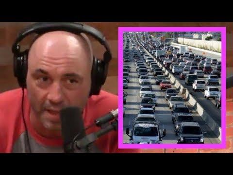 Joe Rogan - LA Is Overpopulated