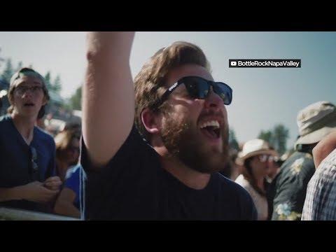 BottleRock music festival to kick off in Napa