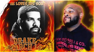 this is deep drake march 14 scorpion reaction