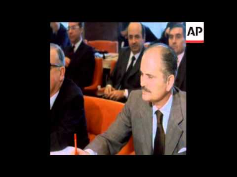 SYND 13-3-74 INDUSTRIAL NATIONS OIL MEETING