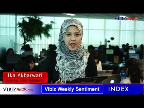Vibiz Weekly Sentiment Index 11 Juni 2012
