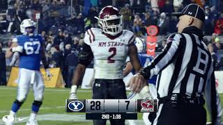 Football - BYU vs New Mexico State - November 17, 2018