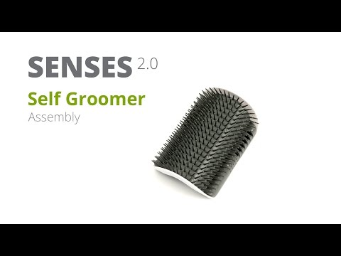 How to set up your Catit Senses 2.0 Self Groomer