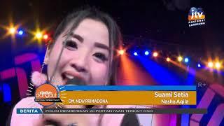 Gambar cover Suami Setia Nasha Aqila Om New Primadona Stasiun Dangdut Rek