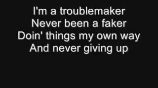Troublemaker by Weezer w/ylrics