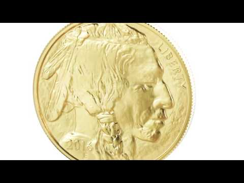 APMEX Gold Coins | 2016 1 oz Gold Buffalo BU