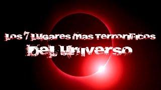 Los 7 lugares más terroríficos del Universo Conocido