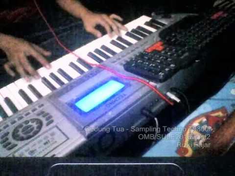 Gedung Tua Dangdut koplo Sampling Techno T9800i OMB Coolsoft - Rizki Fajar