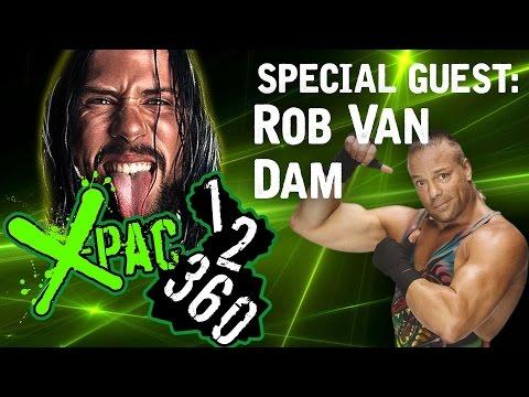 Rob Van Dam sits down with X-Pac - X-Pac 12360 Ep. #5