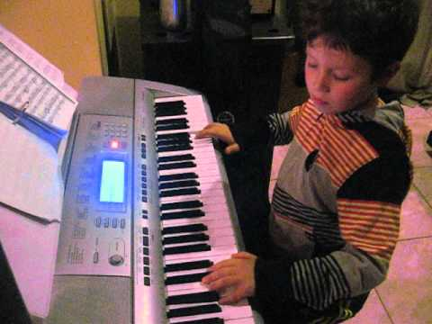 Scarborough fair y El Padrino (piano) [TheVideososos]