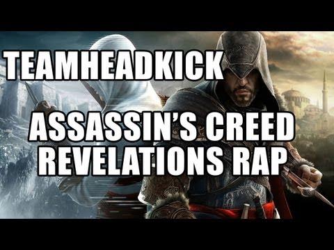 "ASSASSINS CREED REVELATIONS RAP | TEAMHEADKICK ""It's A Revelation"""