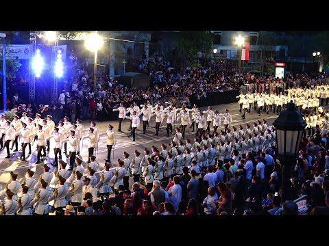 Parade Militar 2016 en Las Condes,  Santiago de Chile