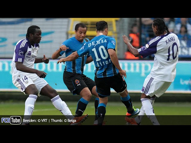 2010-2011 - Jupiler Pro League - PlayOff 1 - 06. RSC Anderlecht - Club Brugge 0-0