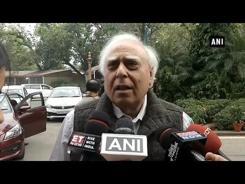 Unemployment rate is highest in last 45 years in India: Kapil Sibal Mp3