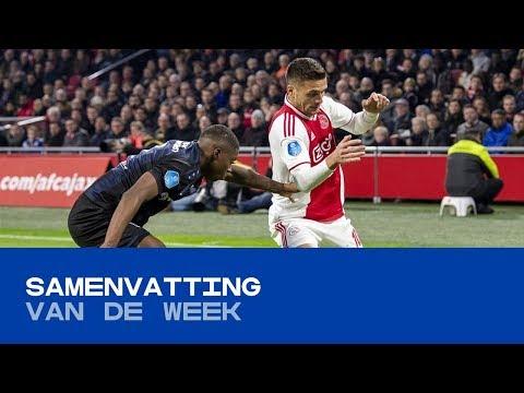 HIGHLIGHTS | Ajax - sc Heerenveen