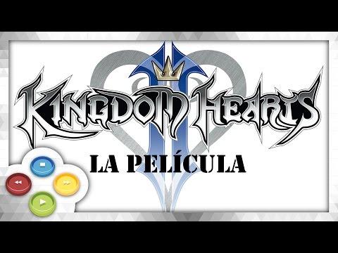 Kingdom Hearts 2 Pelicula Completa Español