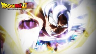 Dragon Ball Super Episode 130 LEAKED IMAGES: Mastered Ultra Instinct Goku VS Jiren Battle DBS 130