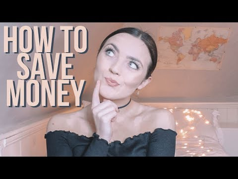 How To Save Money & Budget (My Tips & Hacks)
