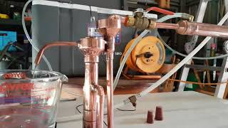 How to distill alcohol with a reflux still second video 13 12 2017 mp4