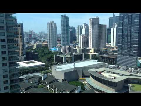 Makati Central Business District Skyline View by HourPhilippines.com