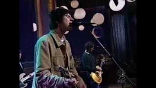 "Super Furry Animals on Conan - ""(Drawing) Rings Around the World"""