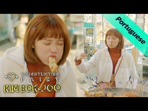 """Lee Sung Kyung """"Por Que Não Voltam, Então?"""" [Weightlifting Fairy, Kim Bok Joo Ep 13]"""