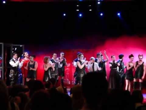 Закрытие 65-го сезона,театр Станиславского