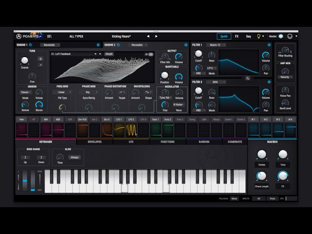 Arturia: NEW Pigments Soft Synth FIRST LOOK!