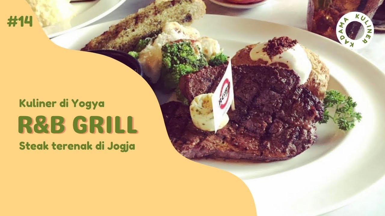 steak paling enak di jogja r b grill