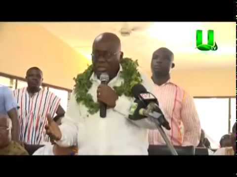 Nana Addo Meets Greater Accra House of Chiefs