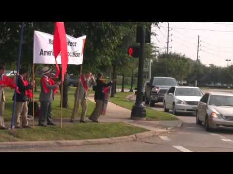 Amazing video: How Texans Reject Socialism