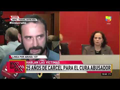 Condenaron a 25 años de prisión al cura Justo Ilarraz por abuso de menores