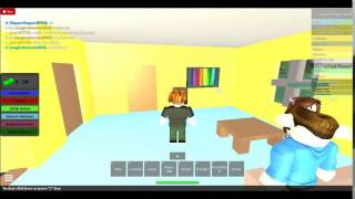 RapperDapperVEVO's ROBLOX video