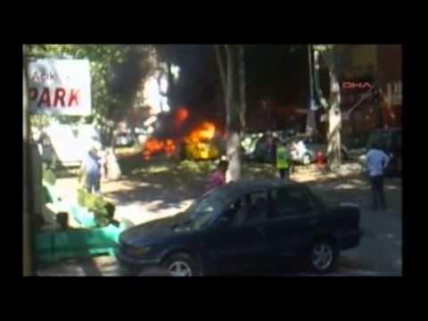 Explosions rocks Turkish capital Ankara