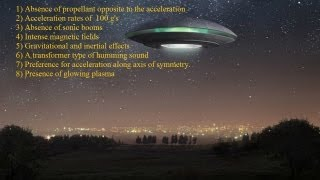 UFO & Flying Saucer  Propulsion Technology