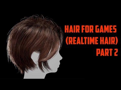 Создание Real-time волос C помощью Ornatrix Maya и Vray. Часть 2.