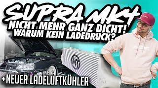 JP Performance - Nicht mehr ganz dicht?! + neuer Ladeluftkühler | Toyota Supra Mk4