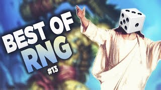 Best of RNG #13 - Hearthstone Funny & Lucky Moments
