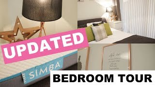 ROOM TOUR 2019! MY NEW BEDROOM | Holly Sheeran #gifted