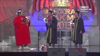 Maharaja Lawak Mega 2013 - Minggu 12 - Persembahan Zaman Kolej - Bocey MP3