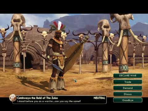 Sid Meier\u0027s Civilization V - Dr Livingstone I Presume? Achievement