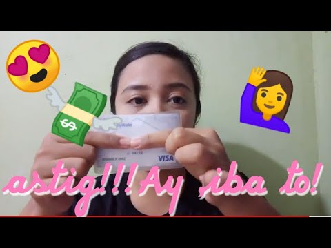 STUDENT SAVINGS CARD /RCBC MY WALLET ( Mura lang ! No Minimum Balance Required!)Part 1