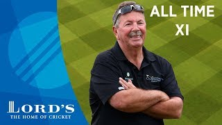 Chappell, Khan & Lillee - Rod Marsh's All Time XI