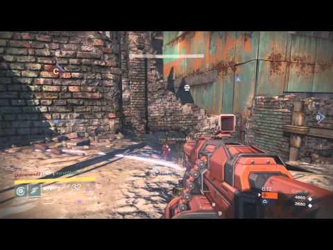 Destiny Reign of Terror w/ 14.5 KD!