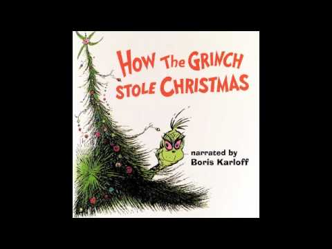 trim up the tree how the grinch stole christmas original soundtrack