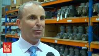 Auma UK - Interview with Sales Manager Simon Bonney
