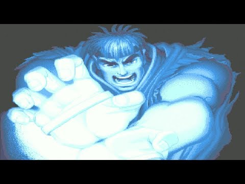 Super Street Fighter 2 Turbo Intro (Sound Blaster AWE32)